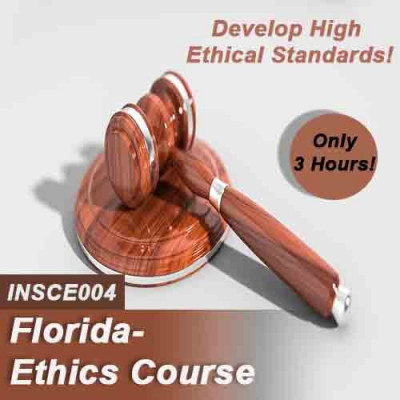 Florida - 3-HR ETHICS COURSE ONLINE (CE) (INSCE004FL3)