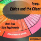 Iowa - Ethics & the Client (CE)