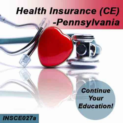 Pennsylvania - Health Insurance (CE)